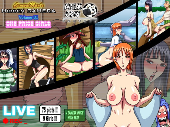 CameraMan's Hidden Camera - Volume 01' One Price Girls!