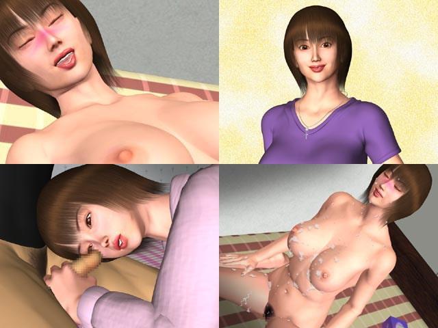 嵌めママ (T2RX工房) DLsite提供:同人ゲーム – デジタルノベル
