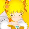 【3Dカスタム美少女】ハート●ャッチプ●キュア・キュアサン●ャイン [四次元少女]