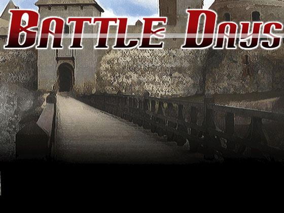 Battle Days(商品番号:RJ079346)
