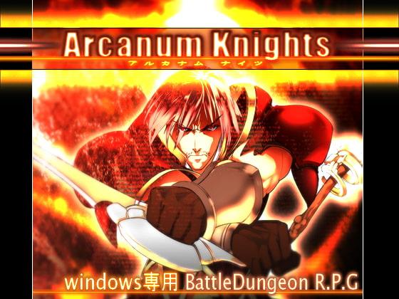 RJ080307 img main Arcanum Knights