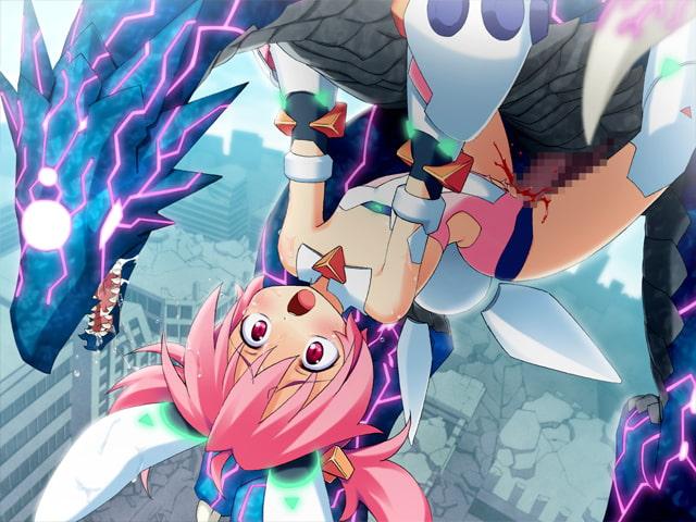 機甲魔装少女ミヅキ -囚われの電脳少女- (Eilis) DLsite提供:同人ゲーム – アドベンジャー