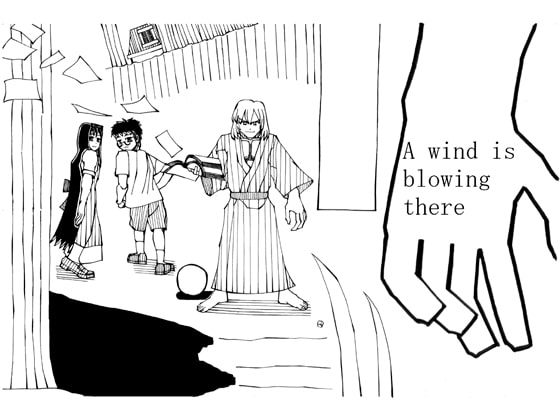 A wind is blowing there (English version)!