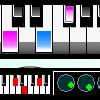 自動演奏ピアノ 2本セット