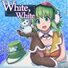 White , White [ばらねこ]