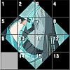COMがランダムに画像を選ぶ、パズルゲーム