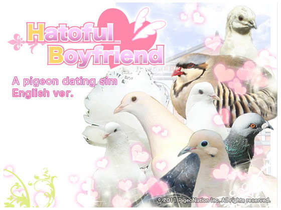 Hatoful Boyfriend -Hatoful complete edition-!