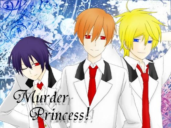 RJ091278 img main Murder Princess!  完全版(攻略同梱)