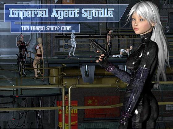 Imperial Agent Sybilla!
