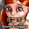 Bound and Gagged - Ties that won't make her run away [Gag Snob]