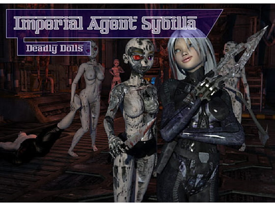 Agent Sybilla 2 - Deadly Dolls!