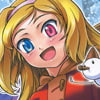 PINK EYE'S SNOW GIRL 1 [ORIHALCON]