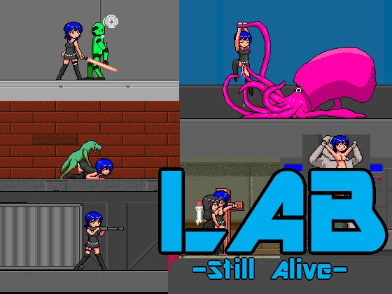 LAB-Still Alive-