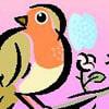 [Robin008]オーケストラ調クラシック音楽素材:氷洞,雪洞,洞窟 [駒鳥]