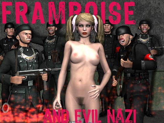 Framboise and Evil Nazi