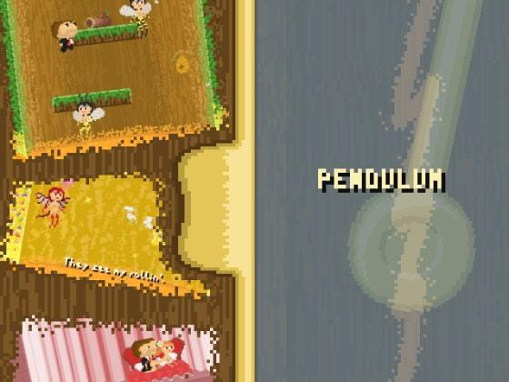 Pendulum!