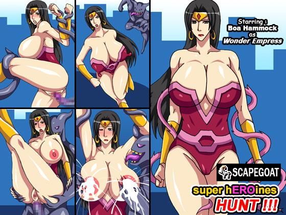 super hEROines HUNT !!!
