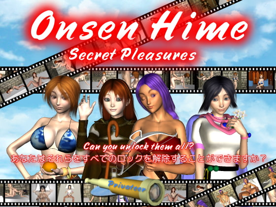 Onsen Hime Secret Pleasures!