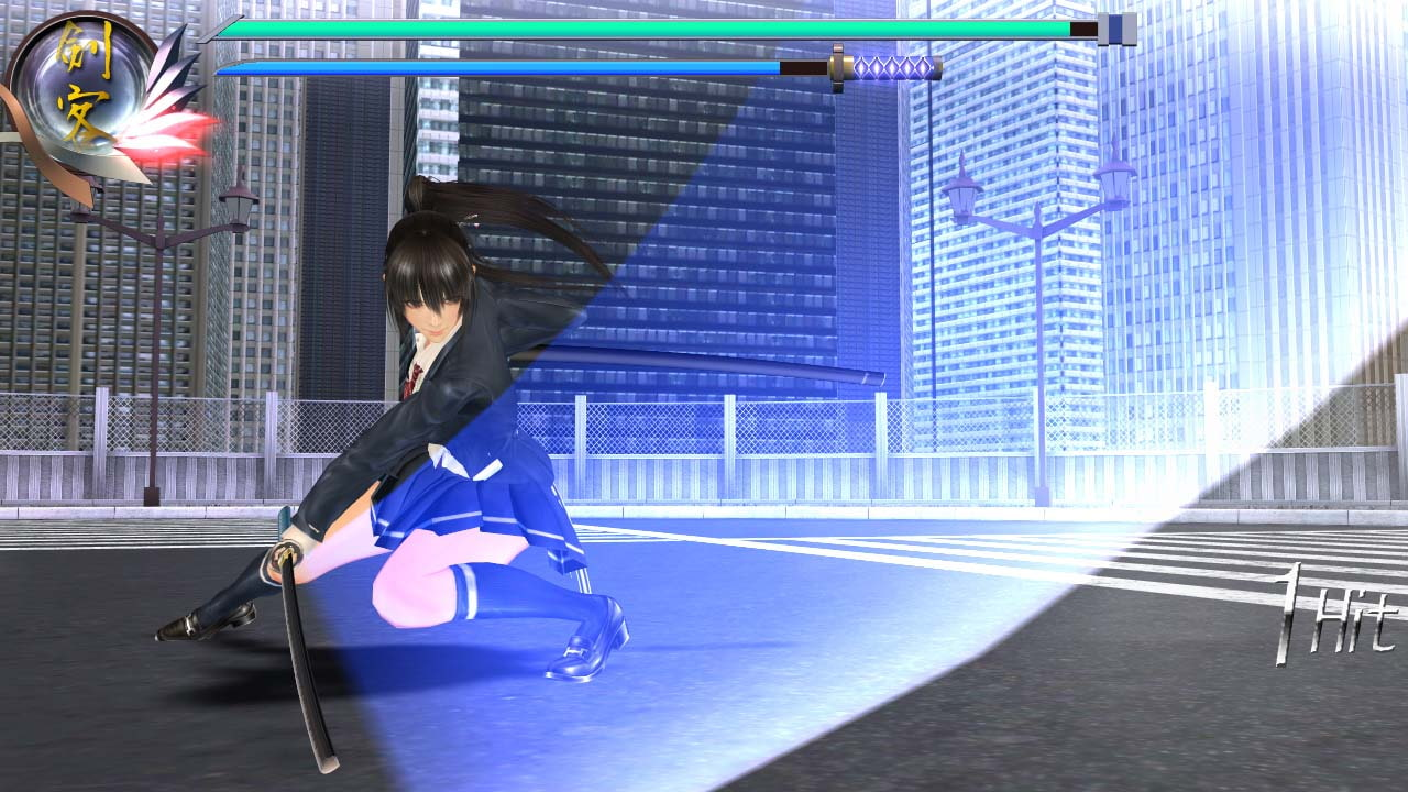 巫剣神威控 サンプル画像1