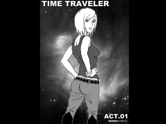 Parasite Eve Act 01 Time Traveler!