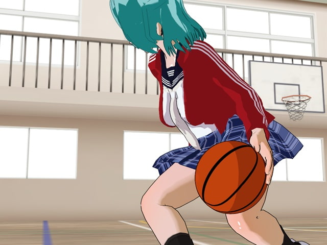 Pose Data Collection - Sports Vol.12 Basketball [3Dpose]