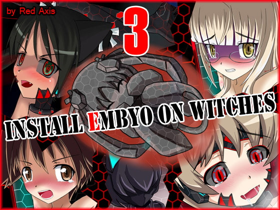Install Embryo on Witches 3!