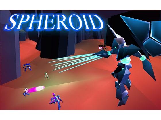 Spheroid!