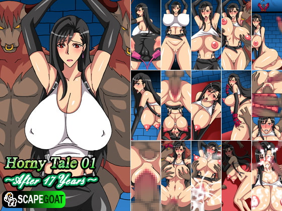 Horny Tale 01 ~After 17 years~!