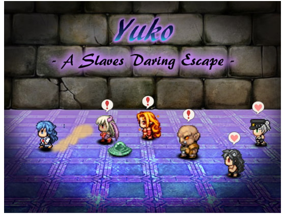 RJ132098 img main RJ132098 [140405][AzureZero]Yuko   A Daring Slave's Escape