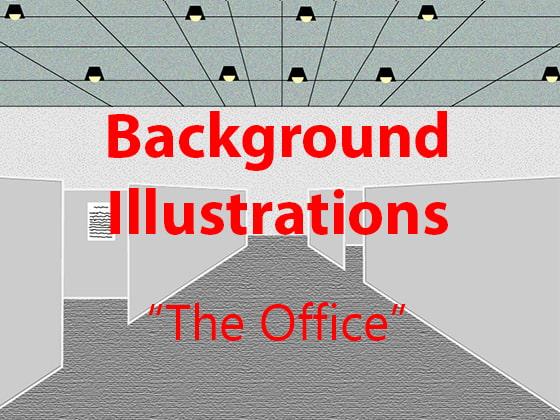 RJ132503 img main RJ132503 [140406][BonbonCrystal]Background illustrations   The Office