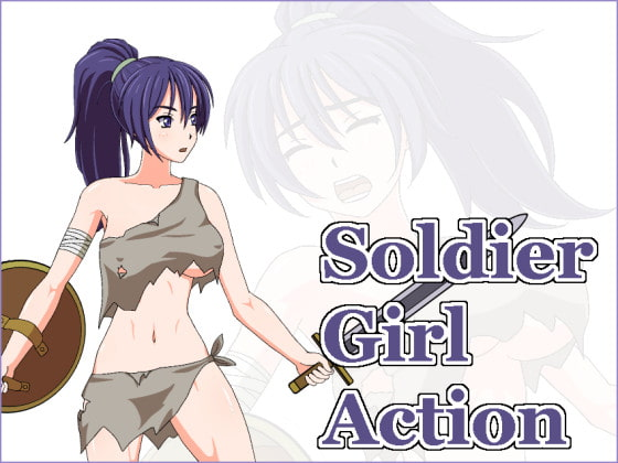 Soldier Girl Action