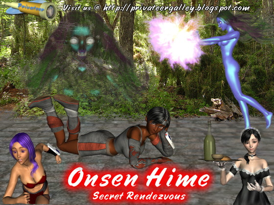 Onsen Hime Secret Rendezvous!