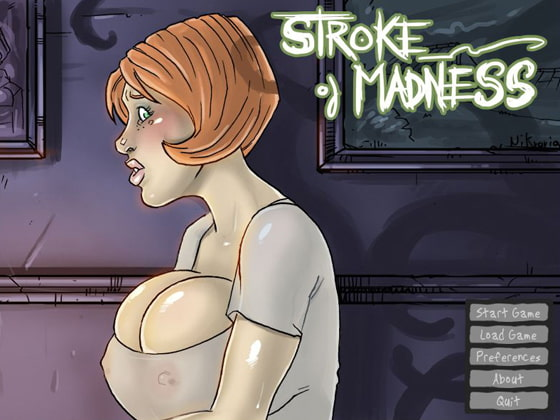 Stroke of Madness - A Lovecraftian VN!