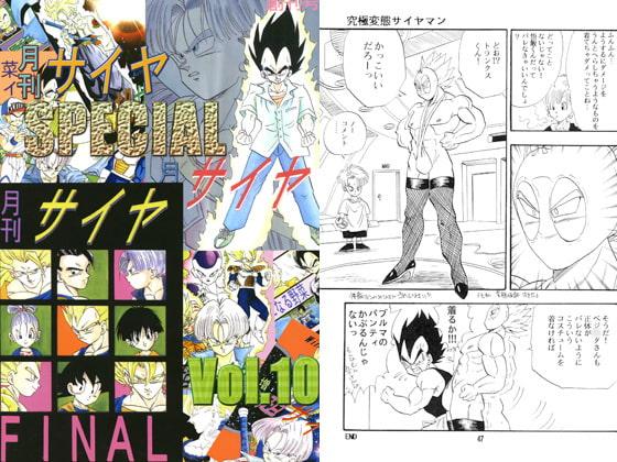 RJ136902 img main 月刊サイヤ SPECIAL Vol.10