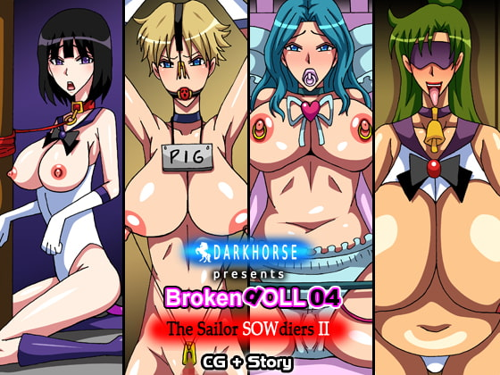 Broken Doll 04 - The Sailor SOWdiers part II END!