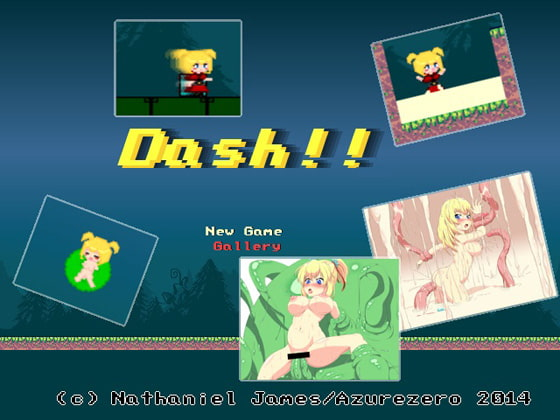 RJ138819 img main Dash!!    Akazukin Action game