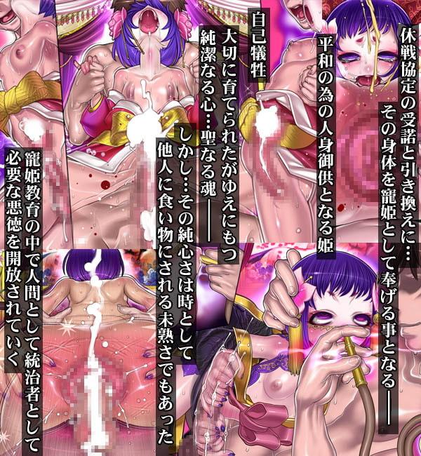 報酬の姫君2 princess super slut2