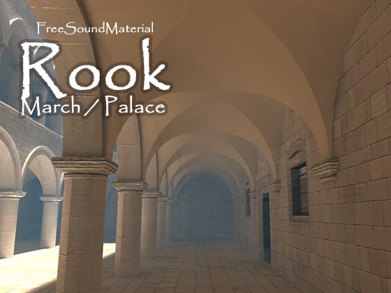 Free Sound Material Rook March/Palace [Battlers Software]