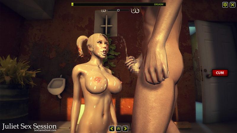 Juliet sex session 2