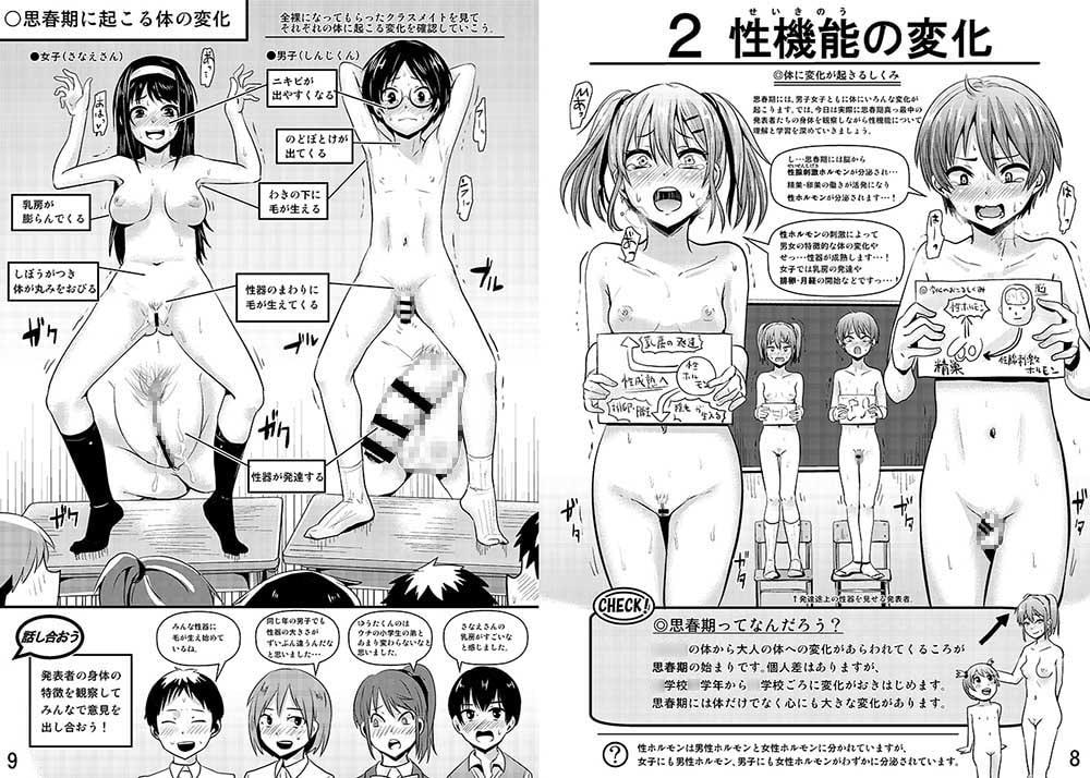 保健体育学習ノート~グループワーク編~