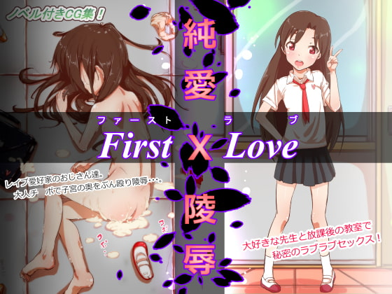First Love 純愛X陵辱。 小保方アンリ