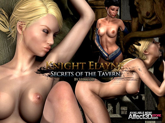 Knight Elayne: Secrets of the Tavern (by Hibbli3D)!