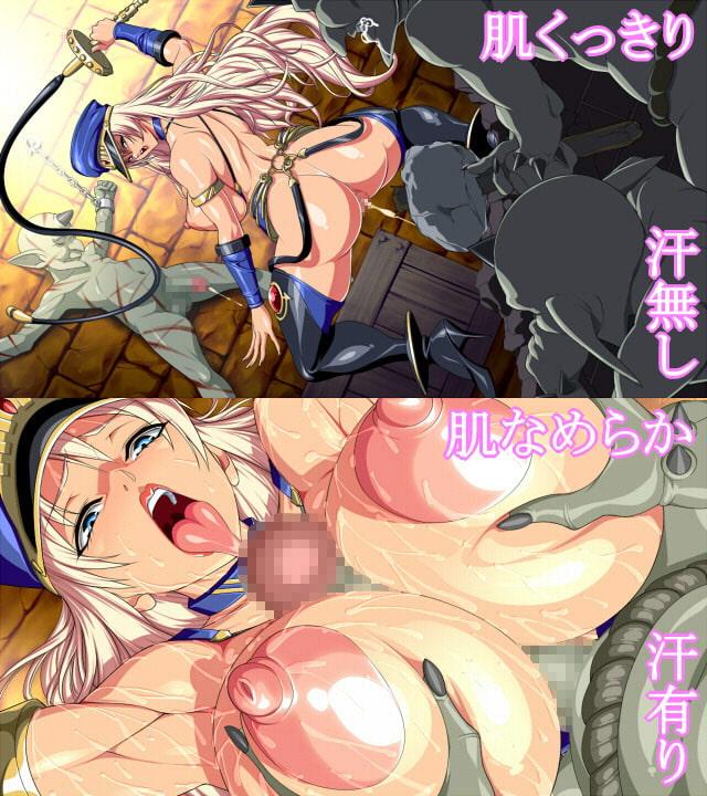 誘惑戦女3