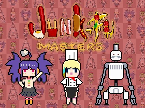 Junk-fu Masters!!