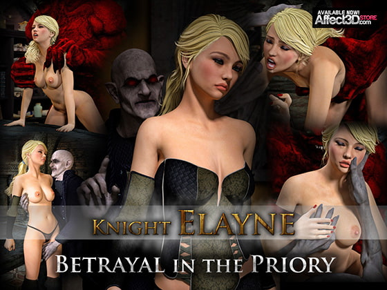 Betrayal in the Priory (by HIBBLI3D)!