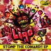 STOMP THE COWARD!! EP [Notebook Records]