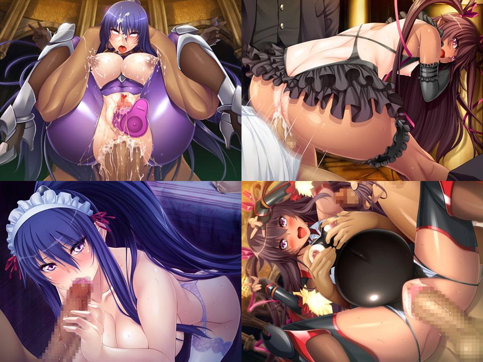 対魔忍ユキカゼ2 サンプル画像2