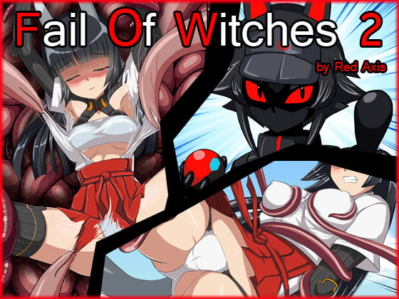 Fail Of Witches 2!