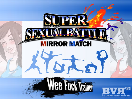 Super Sexual Battle: Mirror Match!
