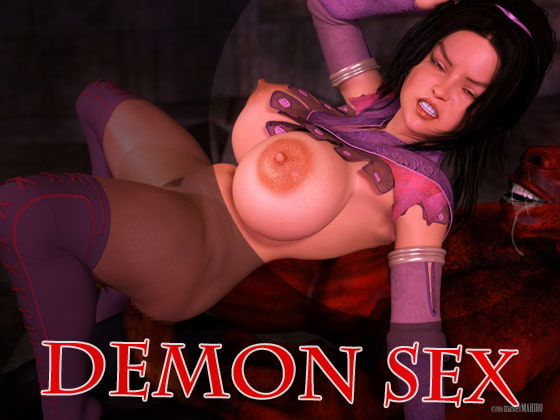 Demon Sex Witching Hour Entertainment  Dlsite Adult Doujin-5165